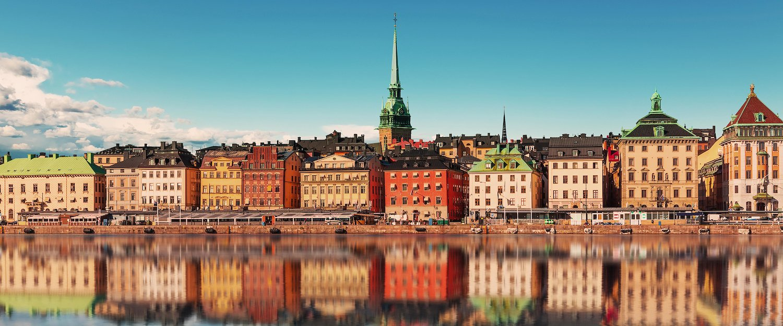 Gamla staden i Stockholm