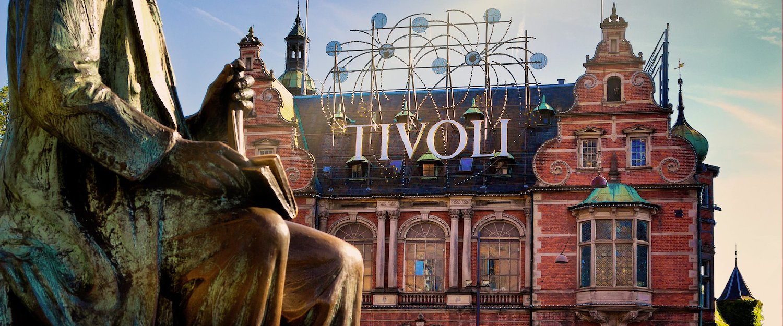 Tivoli i Köpenhamn