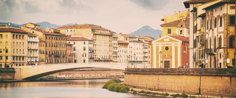 Ponte di Mezzo (Brücke über den Arno)