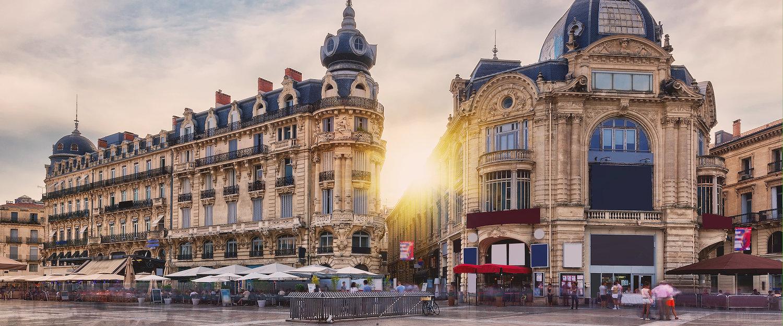 Ferienwohnungen und Ferienhäuser in Montpellier