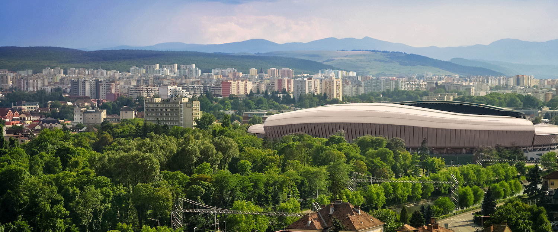 Cluj-Napoca, Romania's second largest city