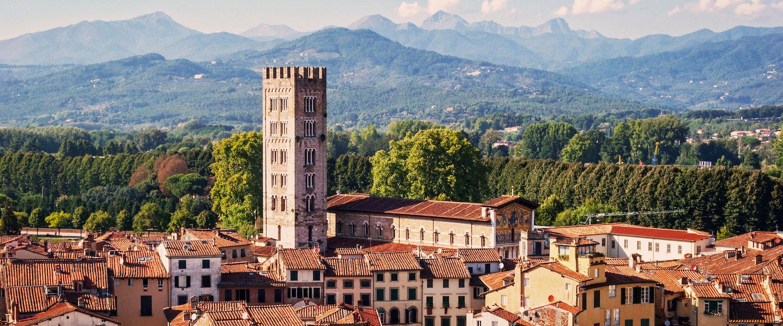 Ferienwohnungen und Ferienhäuser in Lucca