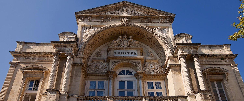 Die Opéra Grand Avignon.