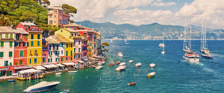 Küste in Portofino