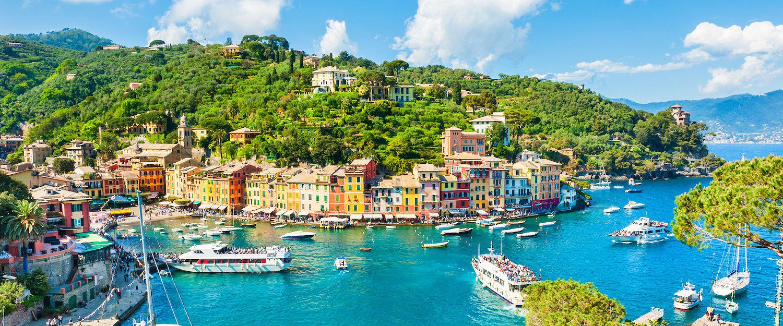 Ferienwohnungen und Ferienhäuser in Portofino