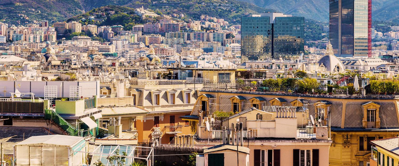 Ferienwohnungen und Ferienhäuser in Genua