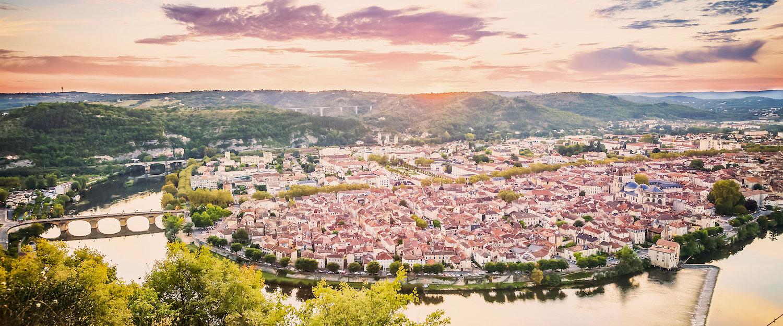 Locations de vacances et maisons de vacances à Cahors