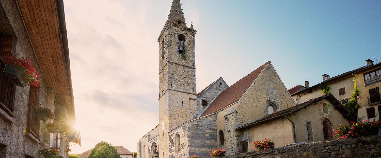 Eglise Embrun