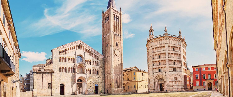 Apartamentos y casas rurales en Parma