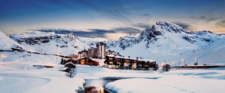 La Savoie sous la neige