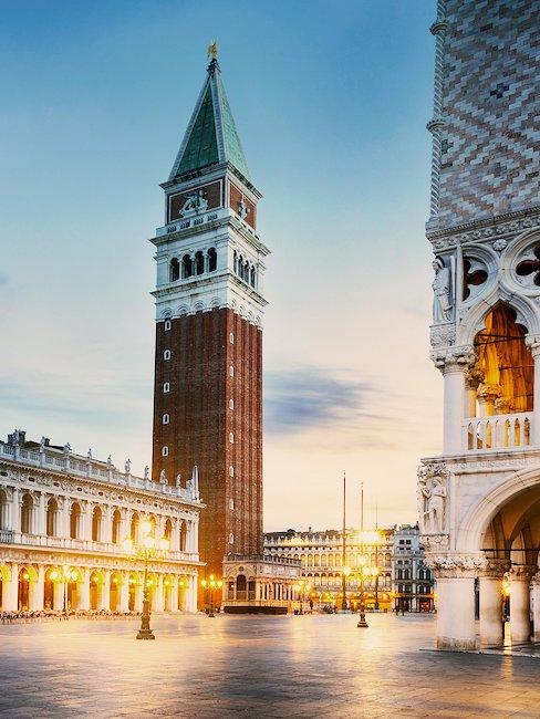 Plac św. Marka w Wenecji