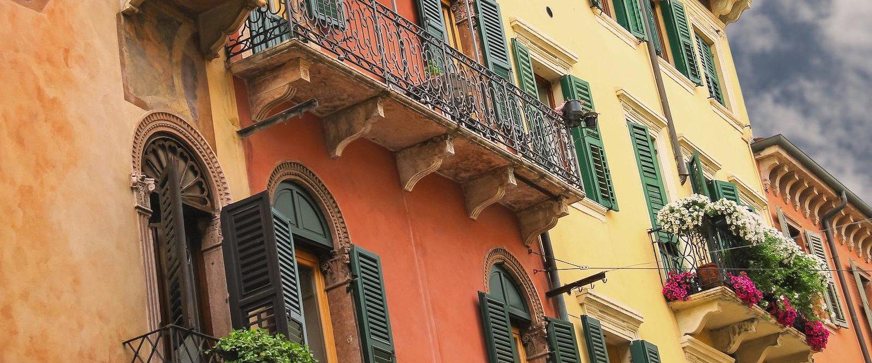 Arte, fiori e colori: Verona.
