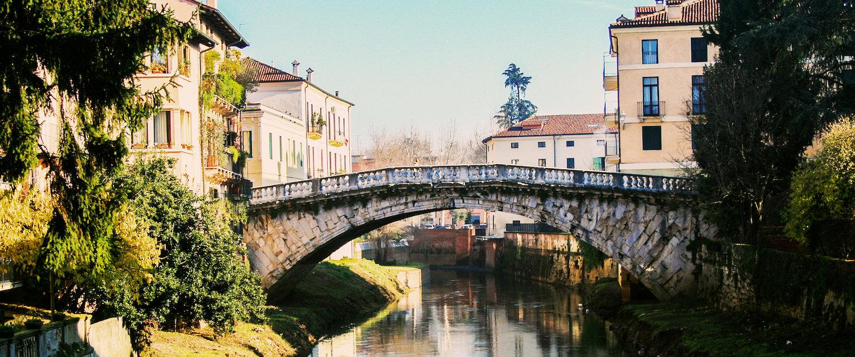 Ponte San Michele, Vicenza.