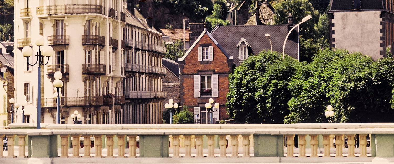 Le village La Bourboule