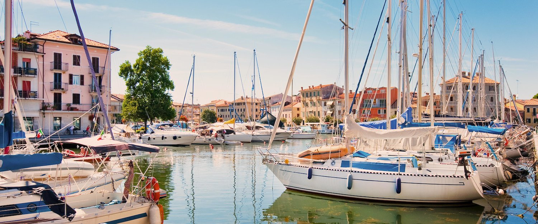 Ferienwohnungen und Ferienhäuser in Grado
