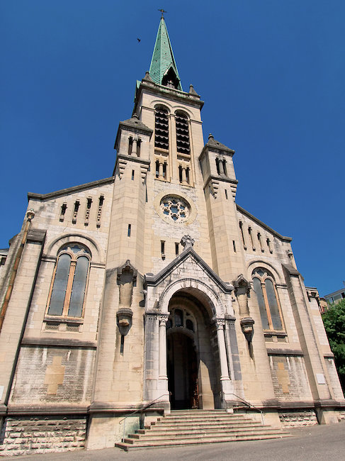 Eglise, Aix les Bains