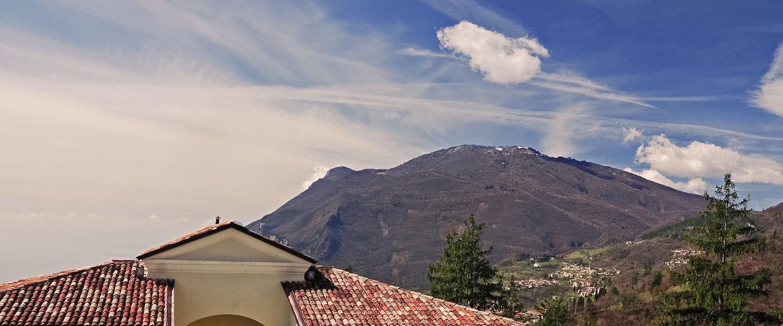 Bergen rond Tignale