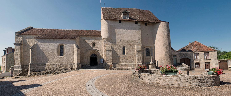 Village de la Creuse
