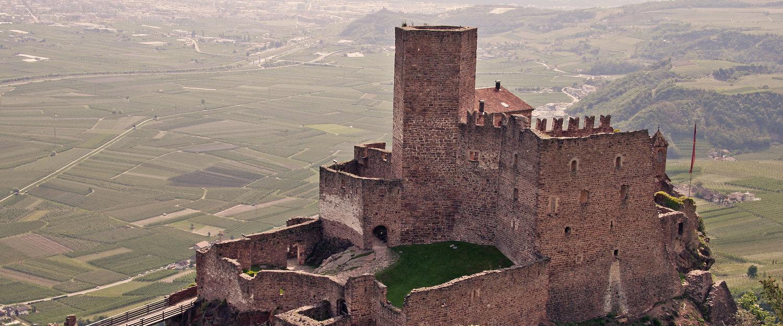 Burg Hocheppan in Südtirol