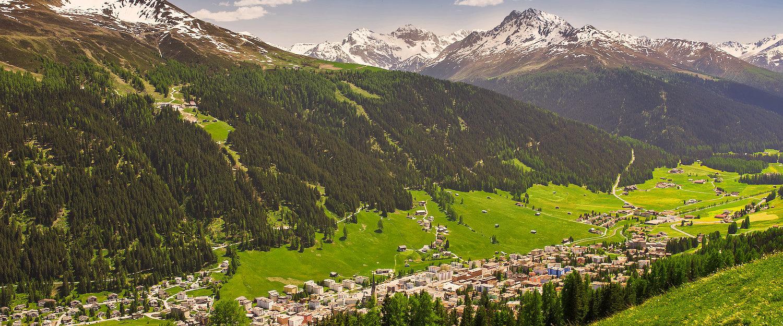Ferienwohnungen und Ferienhäuser in Davos