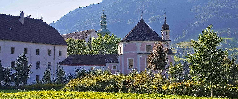 Kloster Sterzing in Südtirol