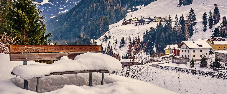 Traumhafte Schneeregion Ischgl