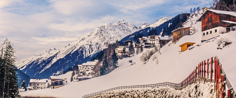 Winterwunderlandschaft Ischgl