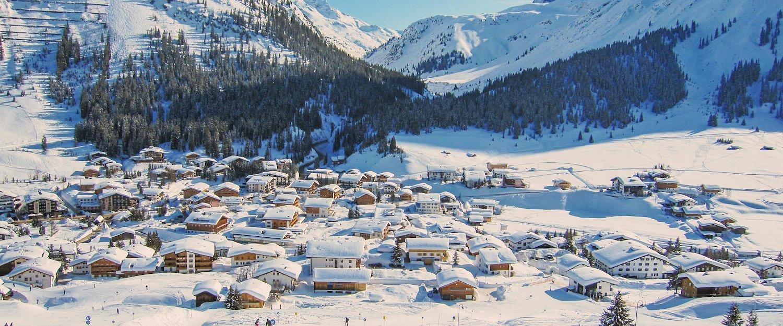 Ferienwohnungen und Ferienhäuser in Lech