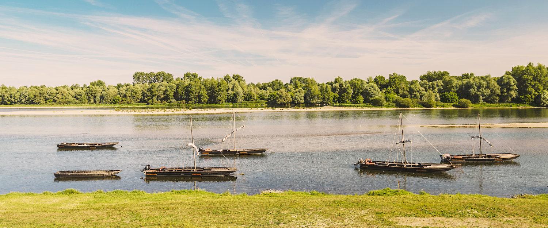 Rivière dans e Loir-et-Cher