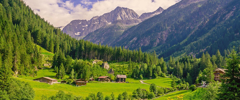 Ferienwohnungen und Ferienhäuser in Fügen