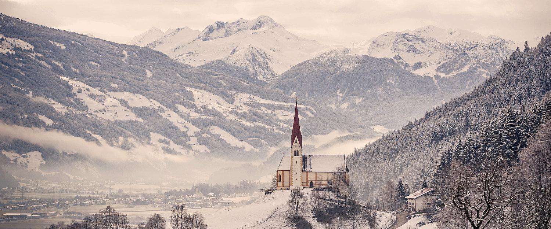 Winterwonderland Fügen