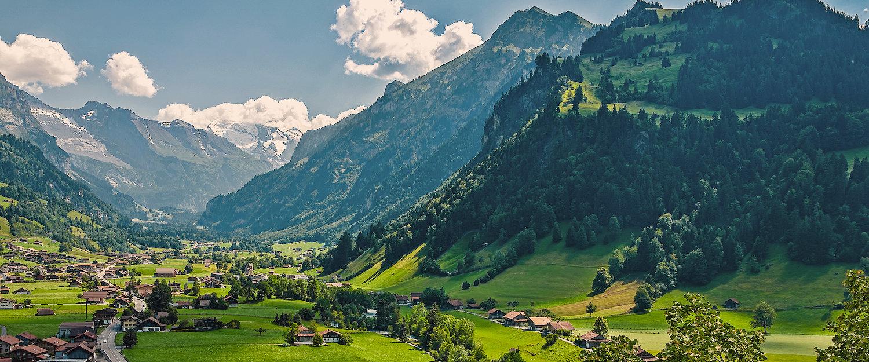 Fügen - in het midden van de Tiroler Alpen