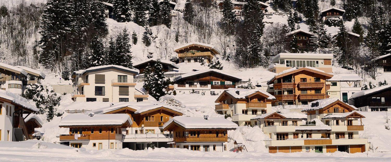 Vakantiehuizen in Saalbach