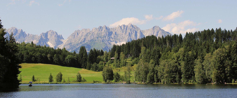 Vakantiehuizen in Kitzbühel