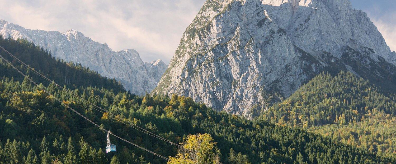 Der Berg Waxstein