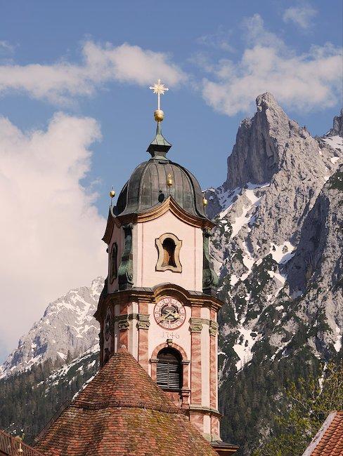 Die Pilgerkirche St. Peter