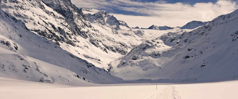 Schneewunderlandschaft um Tannheim