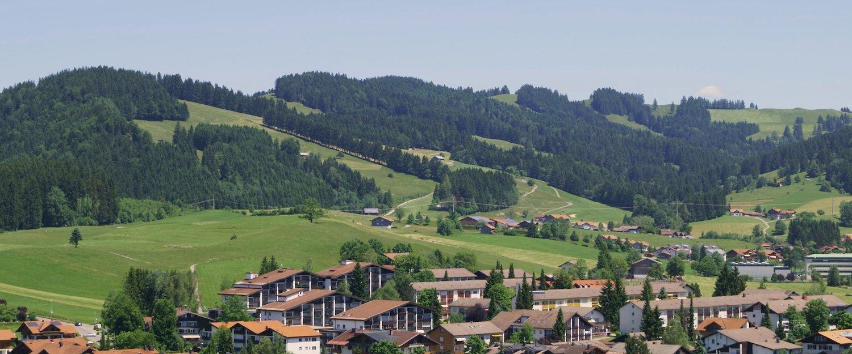 Ferienwohnungen und Ferienhäuser in Oberstaufen
