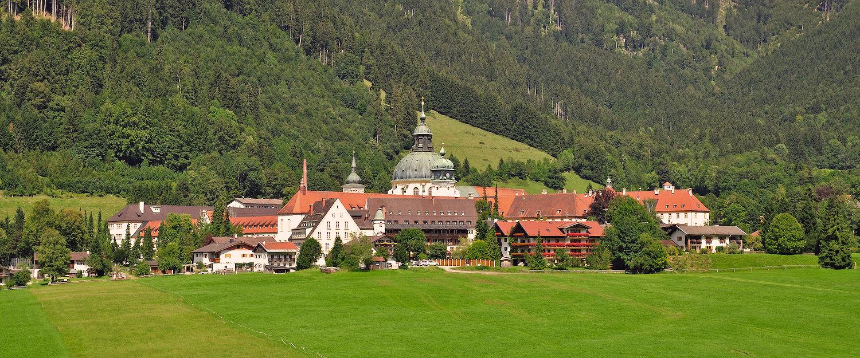 Benediktinerabtei in Ettal