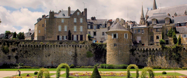 Ville Fortifiée, Vannes