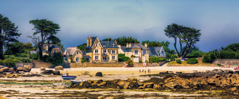 Maison dans le Finistère