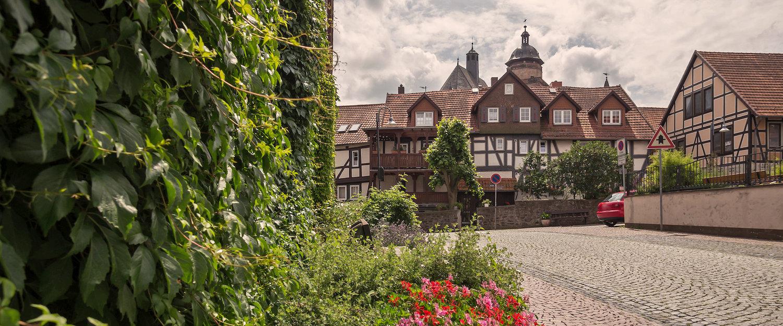 Oude stad van Alsfeld