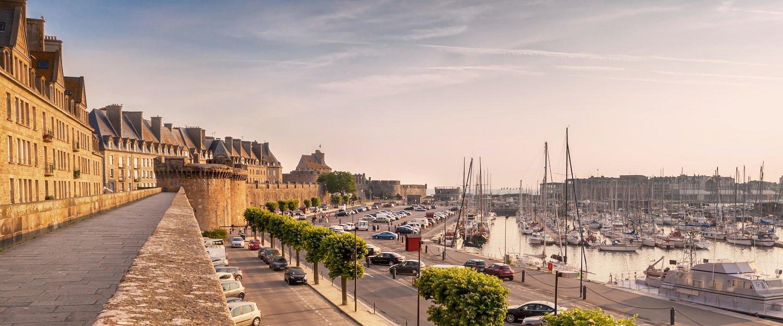 Ferienwohnungen und Ferienhäuser in Saint-Malo