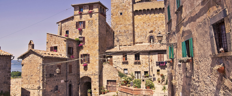 Burg Castello della Rocca Monaldeschi
