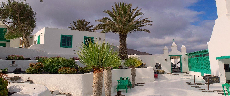 Semesterhus och lägenheter på Kanarieöarna