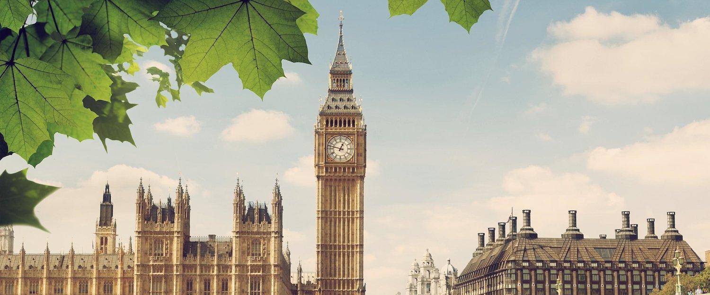 The capital London