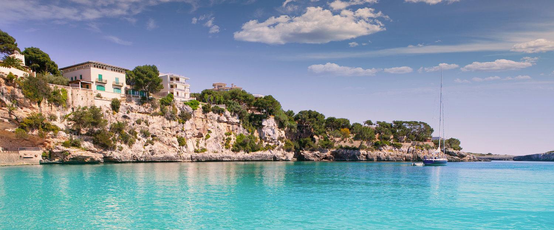 Bucht im Osten Mallorcas