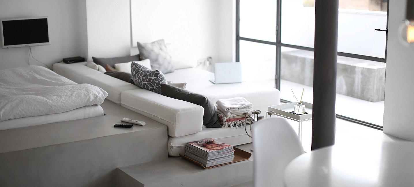 Moderne leilighet