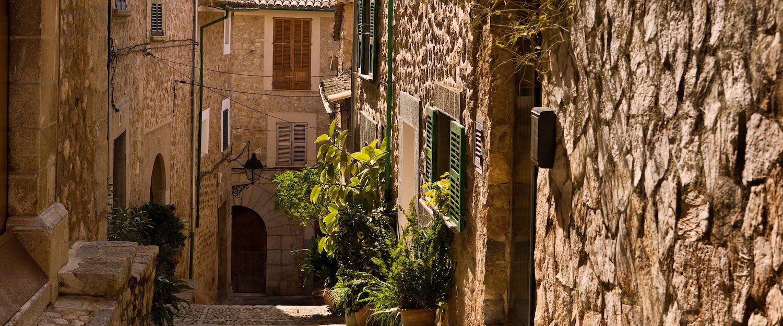 Ruelle de Majorque