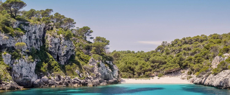 Apartamentos y villas en Menorca